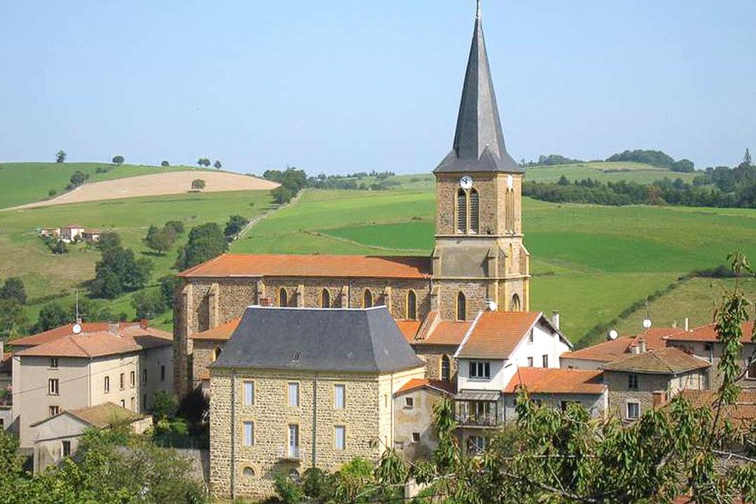 Église de Sainte-Colombe-sur-Gand