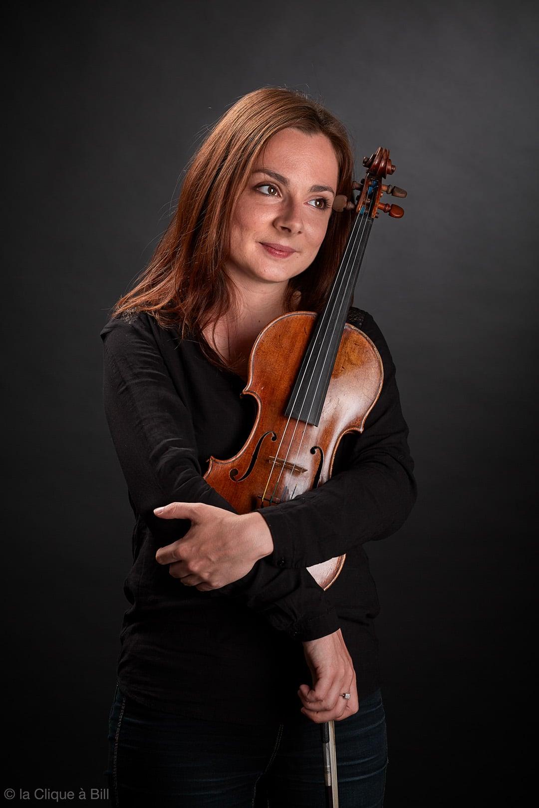 Manon Philippe violoniste