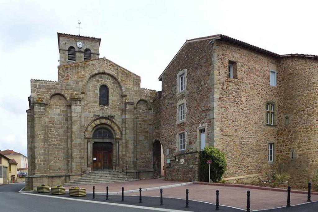 Festival des montagnes du matin en concert à l'église du prieuré de Pouilly-lès-Feurs