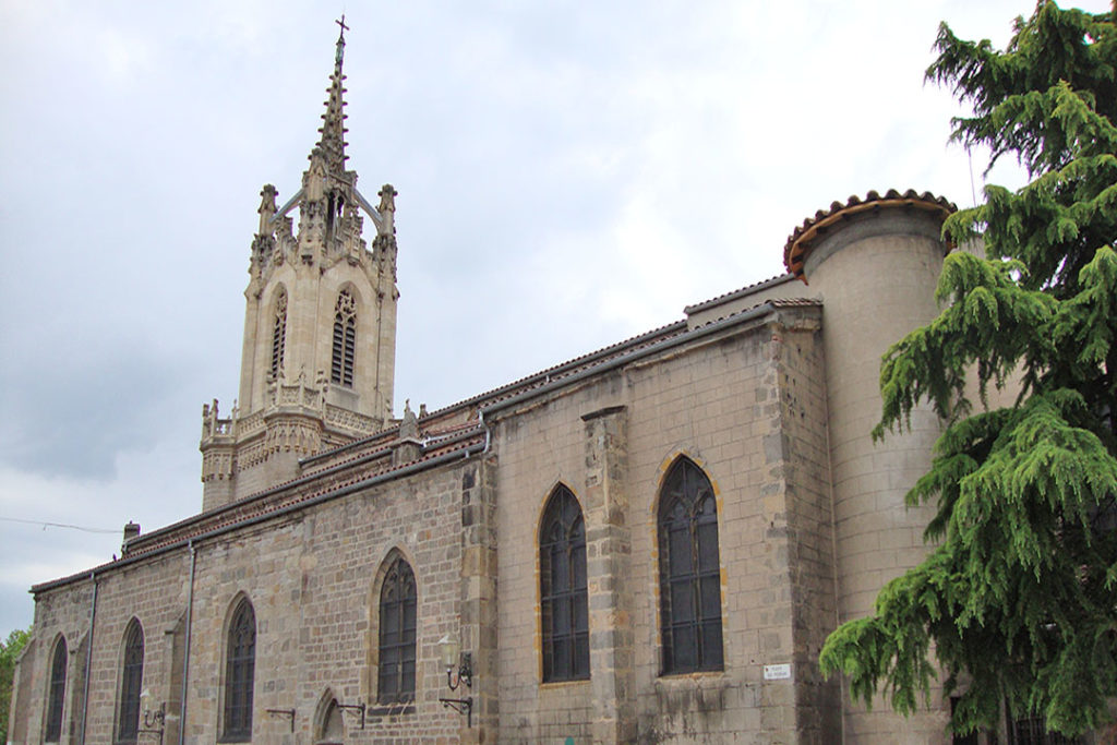 Festival des montagnes du matin en concert à l'église Notre-Dame-de-Feurs